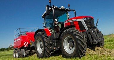 Une nouvelle série de tracteurs chez Massey Ferguson