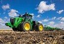 Les nouveaux tracteurs série 9 de John Deere