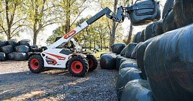 Bobcat lance une nouvelle génération de chargeurs télescopiques destinés au secteur de l'agriculture