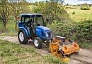 New Holland intensifie son offre de tracteurs compacts avec le lancement de sa gamme Boomer Stage V